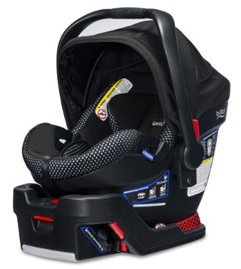 Britax B-Safe Ultra Infant Car Seat Review