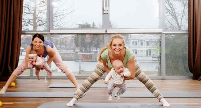 Exercise After Pregnancy 6 Postnatal Exercises & Benefits